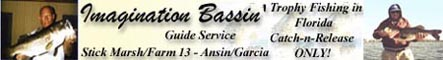 Imagination Bassin Guide Service