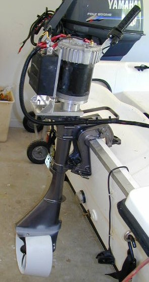 Can Outboard Motors Travel Long Distances